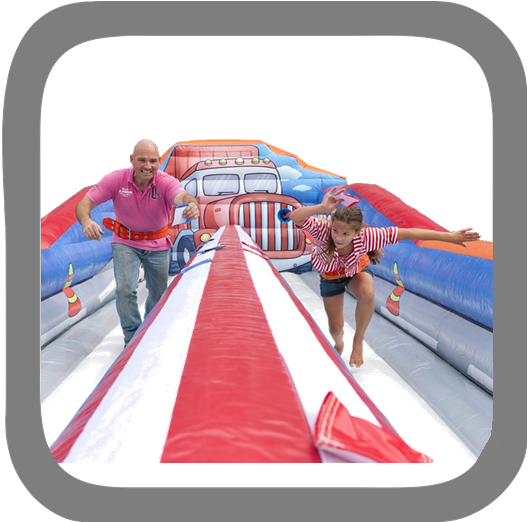 Bungee- run